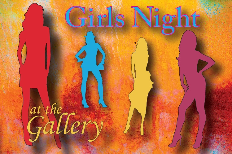 Girl's Night at the Gallery